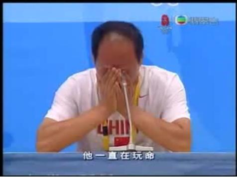 孫海平︰他一直在玩命