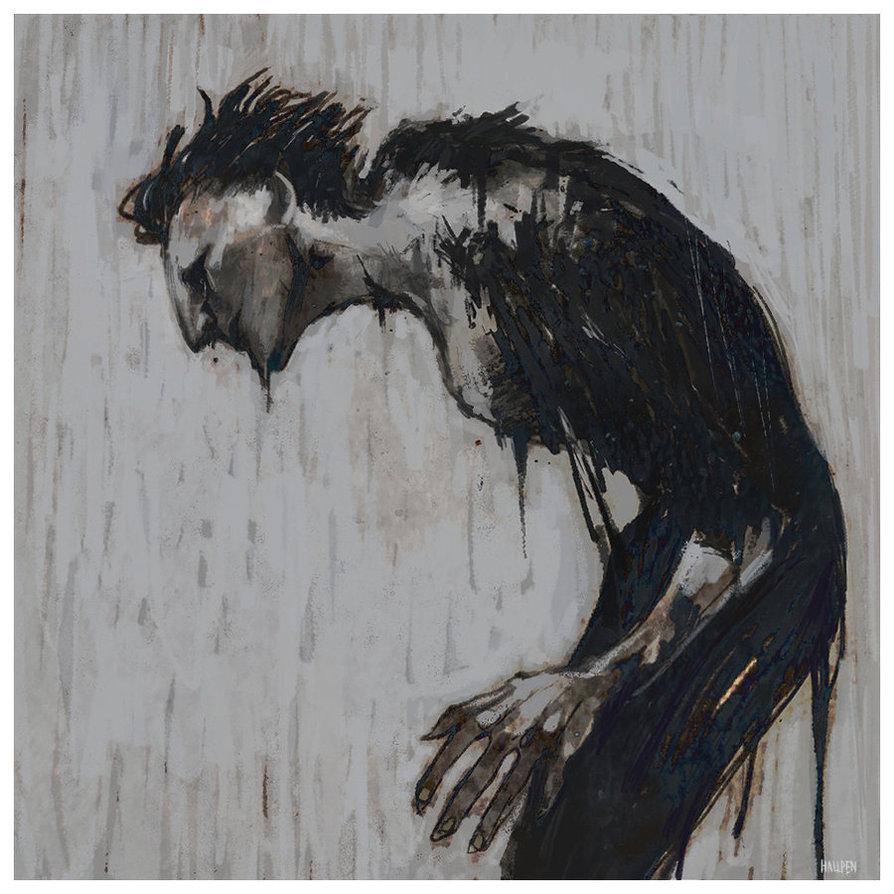 despair by Hallpen http://hallpen.deviantart.com/gallery/