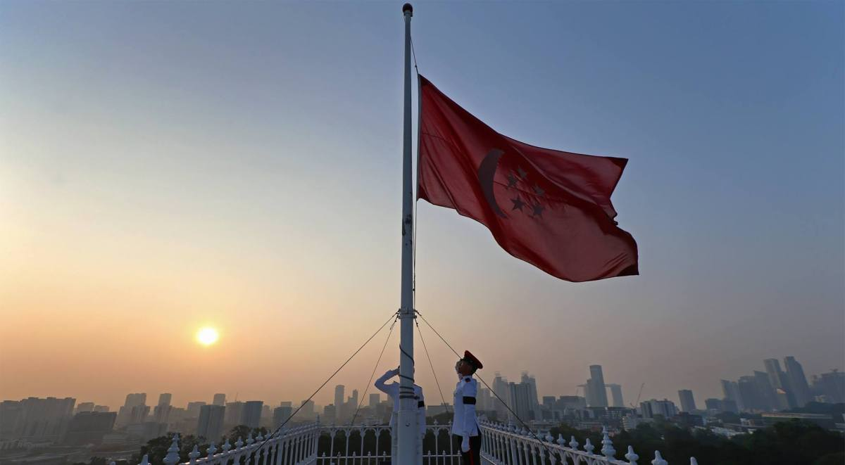 香港人沒有資格批評李光耀獨裁